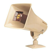 New Valcom V-1036C 15-Watt One-Way Paging Horn (Beige)