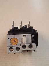 Fuji Electric Starter TK-E02 TK22E 2.2-3.4A