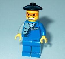 (A) Minifigure New Lego Blue Ninja AS SHOWN Hikaru Ninjago