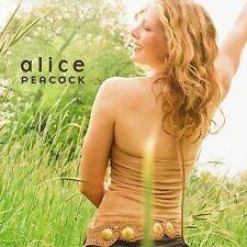 Alice Peacock by Alice Peacock CD New Sep-2002 Aware Records Canada Alabama Boy