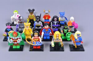 """DC MINIFIGURES LEGO 71026 """"PICK YOUR OWN"""" FREE POST"""