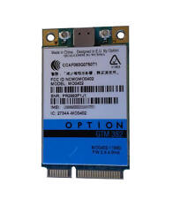 Option GTM 382 3G/HSDPA 7.2Mbps Mobile Broadband Card