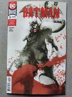 BATMAN WHO LAUGHS #5a (of 6) (2019 DC Universe Comics) ~ VF/NM Comic Book