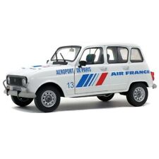 Renault 4L GTL Air France 1978 1/18 - S1800108 SOLIDO