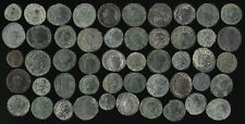 ++WOW++ FIFTY(50) ANCIENT ROMAN COINS > SEE THE PICTURES > YOU ID > NO RESERVE