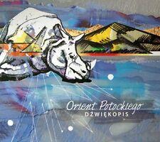 Orient Potockiego Project – Dźwiękopis CD / HATI