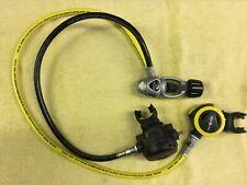 AQUA LUNG TITAN Regulator with ABS Octopus