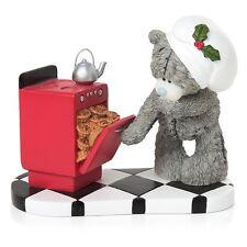 Me to You Winter Treats Figurine Oven Baking Christmas - Tatty Teddy
