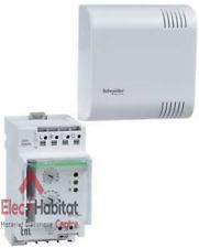 Thermostat modulaire pour chauffage direct TH4 Schneider CCT15841