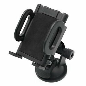 Universal 360 Degree Stand Bracket on Windshield Cellphone Car Mount Holder