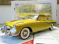 Danbury Mint 1:24 Limited Edition 1955 Studebaker President Speedster
