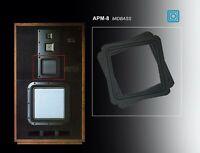 2XQuadrat Lautsprecher Reparatur Sicke Schaumstoff MIDBASS Membran SONY APM-8