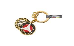 Key chain Sindelfingen | Mercedes-Benz original accessory |Gold ring FREE SHIPP