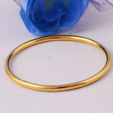 Bangle Bracelet  Superb fashion  Party Jewelry  14k Yellow Gold plated Womens