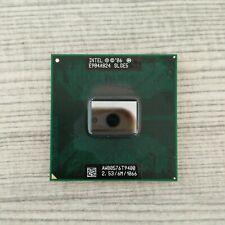 1PC Intel core 2 duo T9400 SLGE5 2.53 Ghz / 6 m / 1066 processor