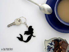 Key chain - Ariel The Little Mermaid Silhouette