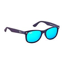 Gafas de sol de hombre de espejo negro