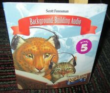 SCOTT FORESMAN: READING BACKGROUND BUILDING AUDIO STUDENT ED.GRADE 5, 6-DISC SET