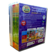 Oxford Reading Tree Read With Biff Chip Kipper Collection 25 Books Set Level 4-6