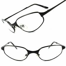 1e8f58c8068 Designer Modern Stylish Sporty Mens Black Rectangle Wrap Clear Lens Eye  Glasses