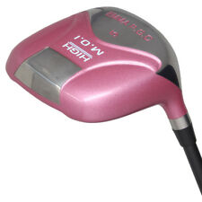 Petite Women All Pink PGC High MOI 5 Wood Ultra Forgiving Ladies Flex Pink Grip