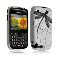 Housse étui coque en gel pour BlackBerry Curve 8520 avec motif LM01