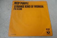 DEEP PURPLE STRANGE KIND OF WOMAN 45 DUTCH
