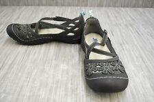 **JBU by Jambu Sport Blossom Vegan Sandal - Women's Size 9M, Blue