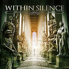 WITHIN SILENCE - GALLERY OF LIFE  CD NEUF