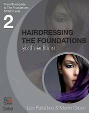Hairdressing: The Foundations-ExLibrary