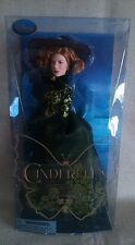 DISNEYSTORE GENUINE CINDERELLA LIVE ACTION MOVIE LADY TREMAINE DOLL 11""