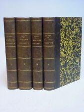 ANATOMIE DESCRIPTIVE - BICHAT (Xavier) - 1829 - 4/5 vol - MÉDECINE