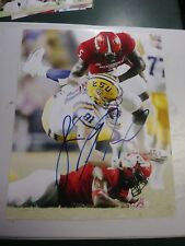 Siran Neal Jacksonville State Gamecocks Signed 8x10 Photo NFL