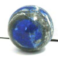 "2 "" Lapis Lazuli Natural Gemstone Reiki Chakra Healing Health Sphere Gemstone"