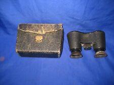 Vintage Carl Zeiss Jena Galan Binoculars 2.5 x  Opera Glasses in Original  Case