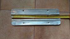 SILL DOOR PLATES (LH & RH) REAR 1988 PONTIAC SAFARI USED