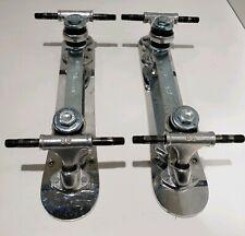 Sure Grip Quad Skates Plates- CenturyPat 2727749 Size 8