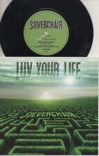"SILVERCHAIR   Rare 2002 Aust Promo Only 7"" Mint OOP P/C Single ""Luv Your Life"""
