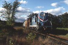 Boston & Maine RR 1737 Boscawen NH  1975 c   Dane Malcolm photo
