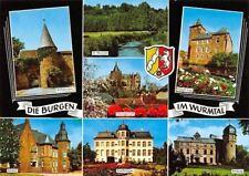 Die Burgen im Wurmtal, Alsdorf, Zweibrueggen, Schloss Trips Rimburg