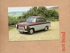 1960 Ford 107E prefect Car non posté couleur carte Old ford Voiture Classique
