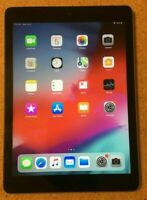 Apple iPad Air 1st Gen. 16GB, Wi-Fi + Cellular (Verizon), 9.7in - Space Gray