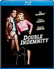 Double Indemnity New Blu-Ray Disc