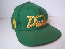 Oregon Duck Spell Out University Hat Green Snapback Nike Baseball Cap