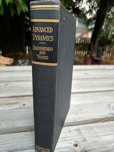 Advanced Dynamics by Timoshenko & Young 1st Ed McGraw Hill 1948