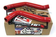 HPS SILICONE RADIATOR HOSE KIT W/ CLAMPS 05-11 4RUNNER & TACOMA 4.0 V6 (RED)