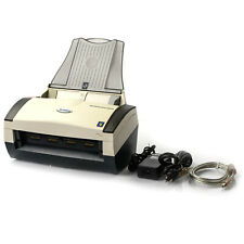 "Avision AW210 Color Simplex 34ppm 8.5""x14""CCD Sheetfed Scanner with Adapter"