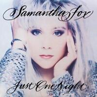 Samantha Fox - Just One Night - Deluxe Edi (NEW CD)
