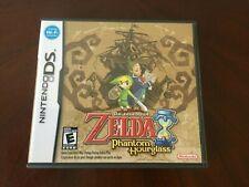 Legend of Zelda - Phantom Hourglass (DS) - Complete in Box