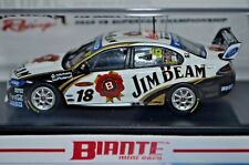 1 64 Jim Beam #18 James Courtney 2010 Ford FG Falcon V8 Supercar Biante #b64303k